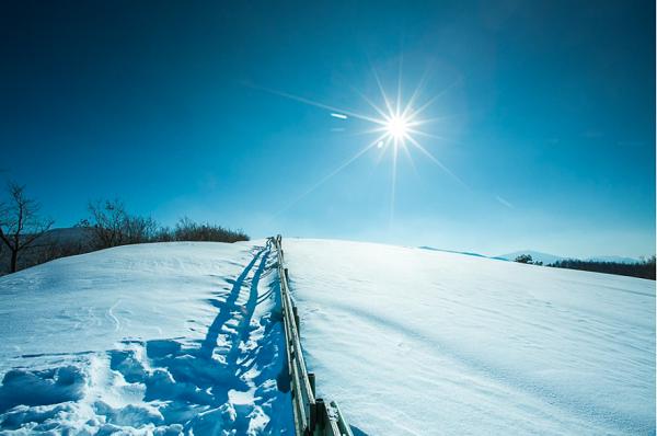"""Vi vu """"thiên đường trượt tuyết Châu Á"""""""