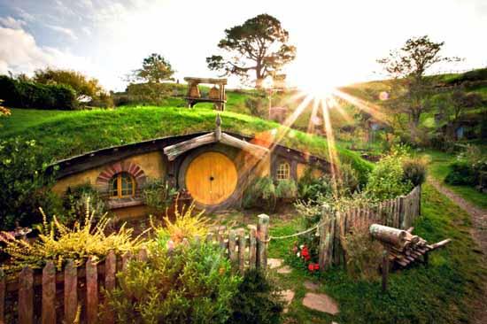 Lạc vào xứ sở thần tiên trong ngôi làng Hobit, New Zealand