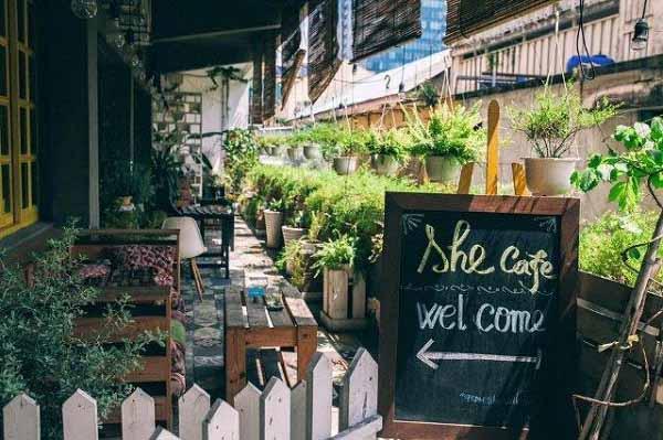 Đặc sản cà phê chung cư của người Sài Gòn