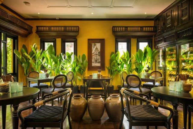 Lục tìm nhà hàng lý tưởng cho buổi tiệc cuối năm ở Sài Gòn