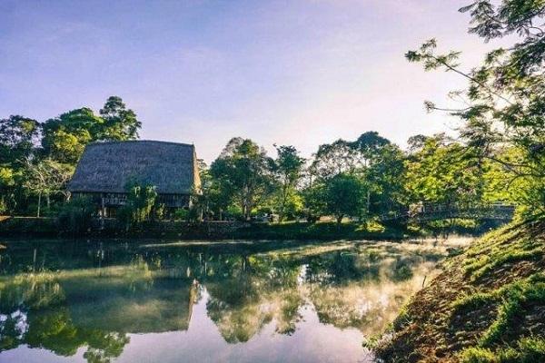 Kon Tum cũng có một nơi đẹp như Đà Lạt
