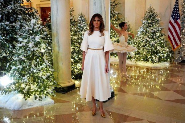 Melania Trump: đệ nhất phu nhân mặc đẹp nhất thế giới
