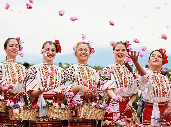 Những lễ hội hoa hồng lừng danh thế giới