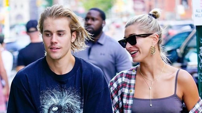Justin Bieber đã kết hôn với Hailey Baldwin