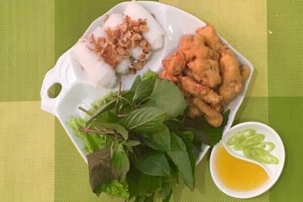 Ăn thuốc sống khỏe kỳ 4: Nấm bào ngư chiên giòn