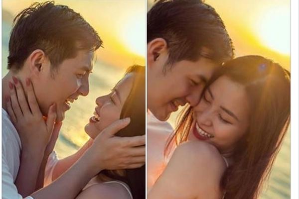 Đông Nhi và Ông Cao Thắng đăng ảnh tình tứ kỷ niệm 10 năm yêu nhau