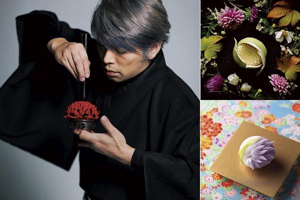 Độc đáo nghệ thuật làm bánh truyền thống Wagashi Nhật Bản