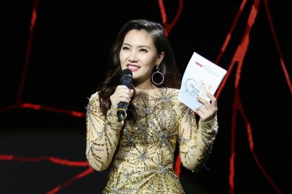 Ngọc Lan đắt sô MC sau Duyên Dáng Việt Nam 30