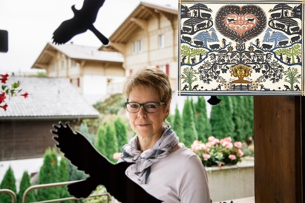 Độc đáo môn nghệ thuật truyền thống của vùng núi Alpes, Thụy Sĩ