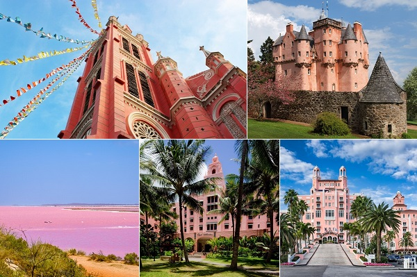 Nhà thờ Tân Định lọt tốp những điểm đến màu hồng đẹp nhất thế giới