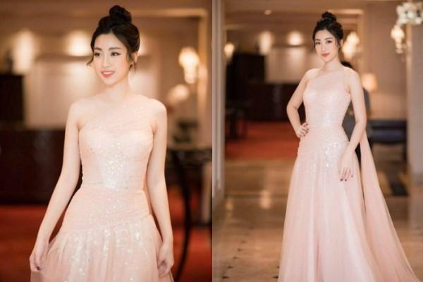 Những bộ cánh siêu đẹp của hoa hậu Đỗ Mỹ Linh