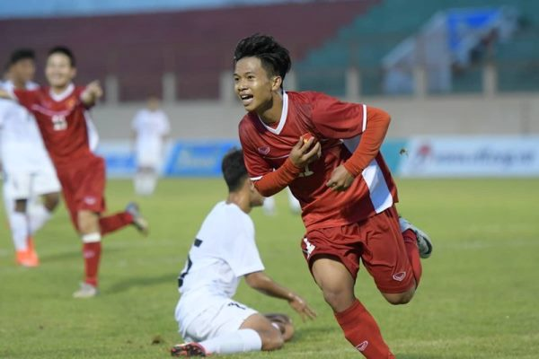 Giao lưu ban tổ chức giải U19 Quốc tế