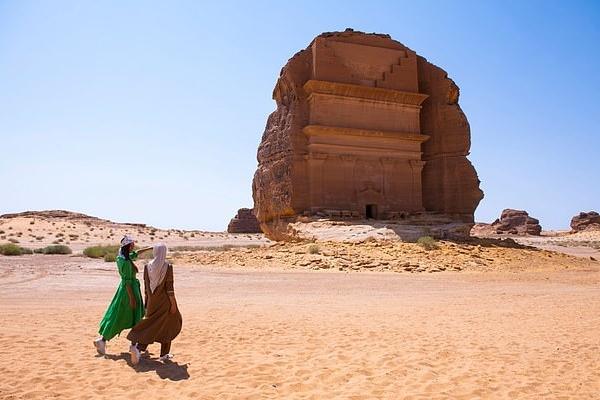 Ả rập Xê-Út lần đầu tiên cấp thị thực cho du khách ở 49 quốc gia