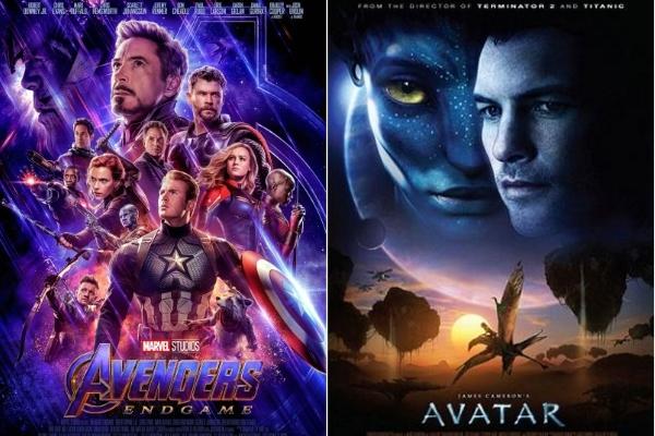"""Phim """"Avengers: Hồi kết"""" vượt doanh thu """"Avatar"""" ở Mỹ"""