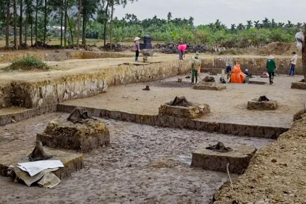 Phát hiện bãi cọc trận thủy chiến trên sông Bạch Đằng gần nghìn năm trước
