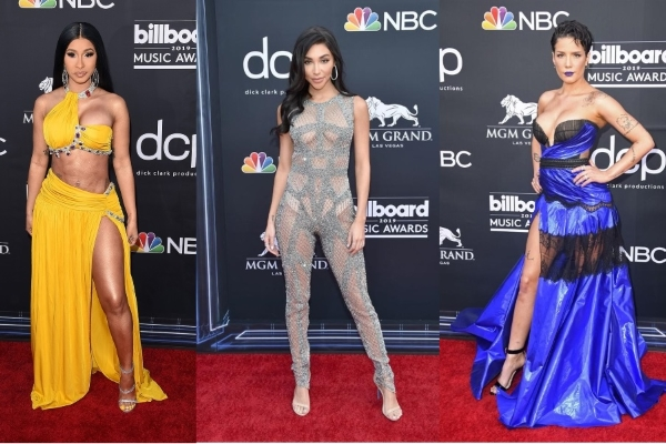 """""""Đại tiệc"""" thời trang tại lễ trao giải Billboard Music Awards 2019"""