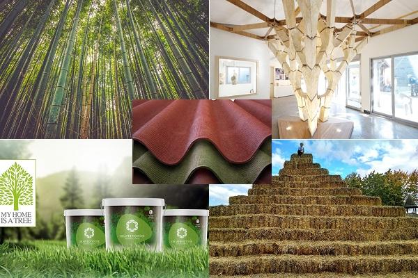 Chọn vật liệu xanh tiết kiệm cho môi trường