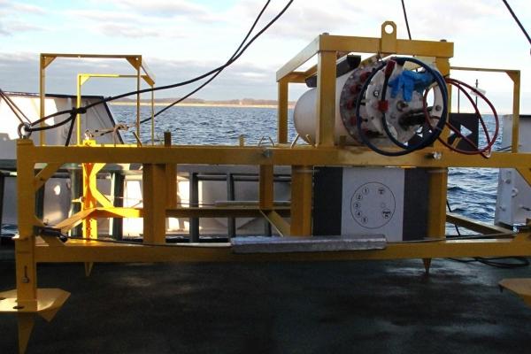 Trạm quan sát ngầm 'mất tích' dưới đáy biển Baltic