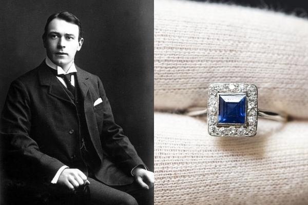 Đấu giá nhẫn đính hôn của kỹ sư đóng tàu Titanic