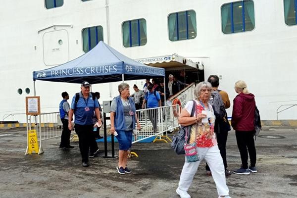 Hành khách trên du thuyền 'ổ dịch corona' từng tham quan Huế