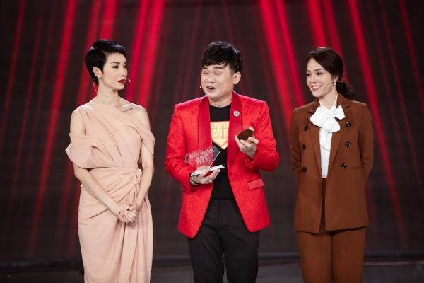 Dương Cẩm Lynh đoạt giải nhì 'Siêu nhân mẹ 2019'