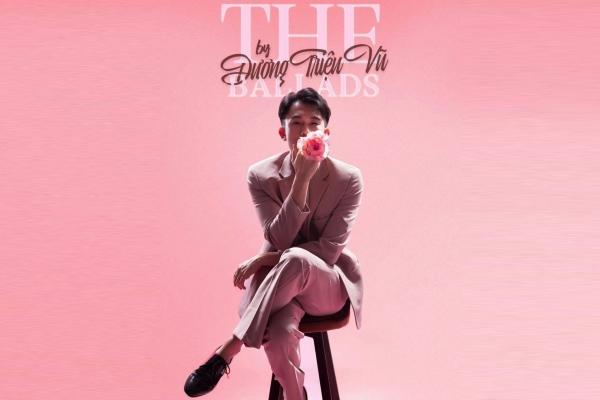 Dương Triệu Vũ tặng fan 1.000 album