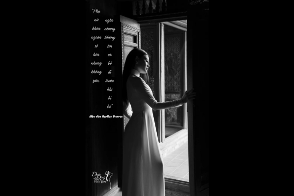 Duyên dáng quanh ta (Kỳ 25): Phụ nữ khôn ngoan sẽ hôn nhưng không yêu...