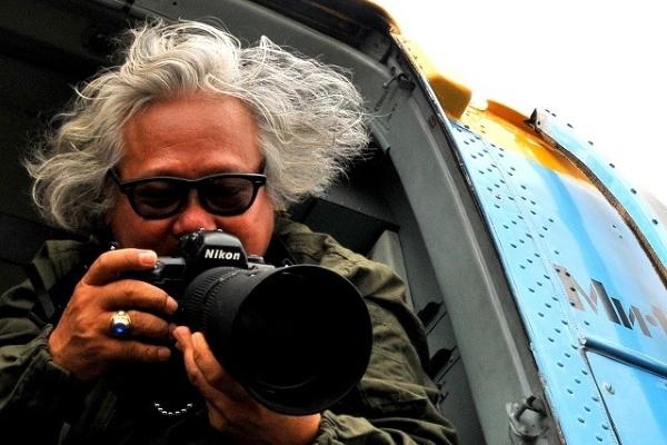 Nhiếp ảnh gia Giản Thanh Sơn 'bay' cùng 'không ảnh'