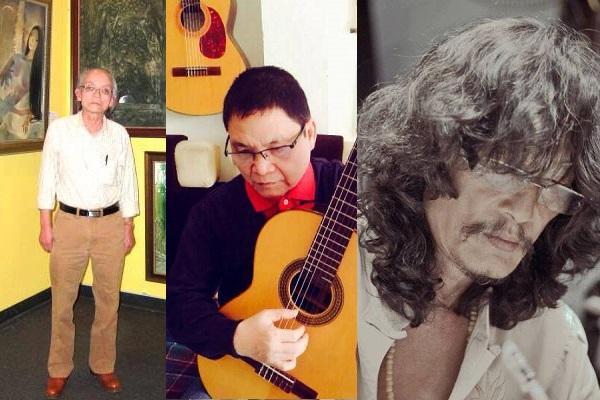 Ba cây guitar nổi tiếng của Đà Nẵng