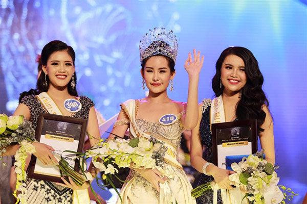 Hoa hậu Đại dương 2019 tổ chức ở Mỹ