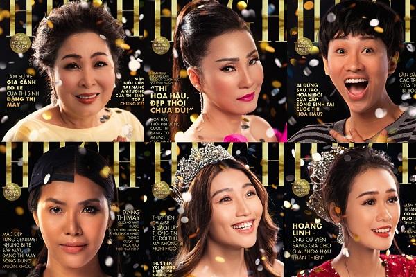 'Hoa hậu giang hồ' tung poster cuộc chiến giành vương miện