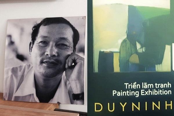 Duy Ninh, triển lãm 'Một cõi người'