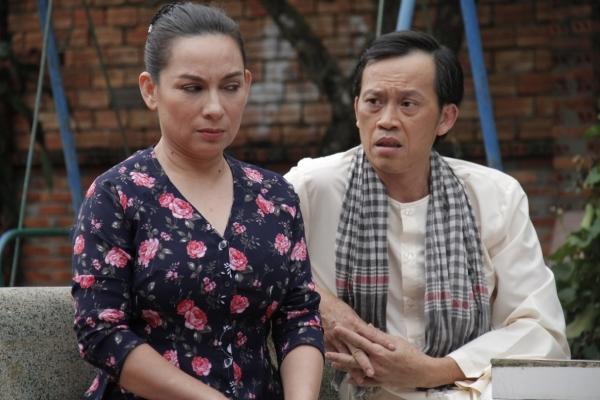 Hoài Linh và ca sĩ Phi Nhung 'khẩu chiến' trong phim mới