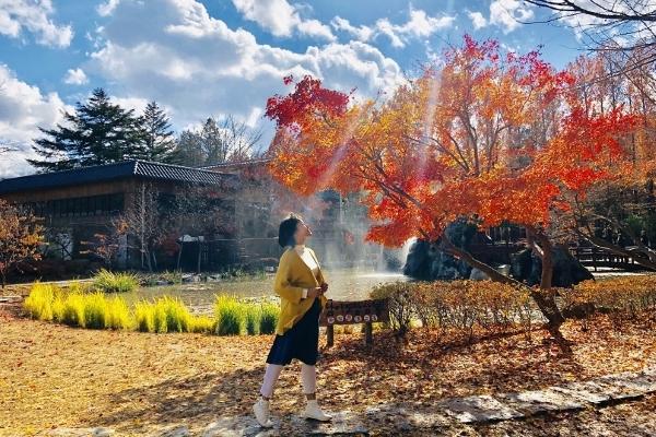 Hoàng Oanh chia sẻ kinh nghiệm khám phá xứ kim chi