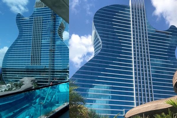 Khám phá khách sạn guitar 1,5 tỷ USD