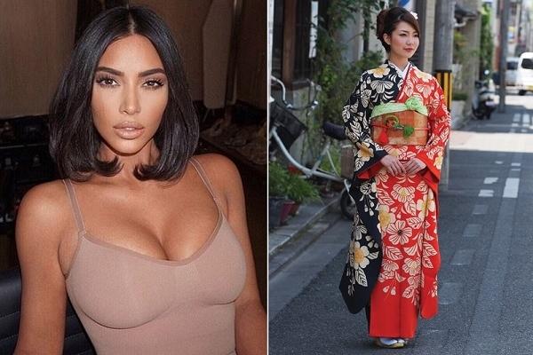 Quan chức Nhật vẫn đến Mỹ dù Kim Kardashian rút lại thương hiệu nội y Kimono