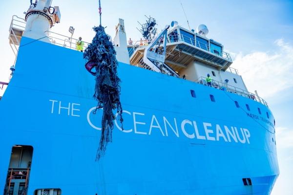 Rác thải nhựa Thái Bình Dương sẽ được tái chế thành sản phẩm sinh hoạt