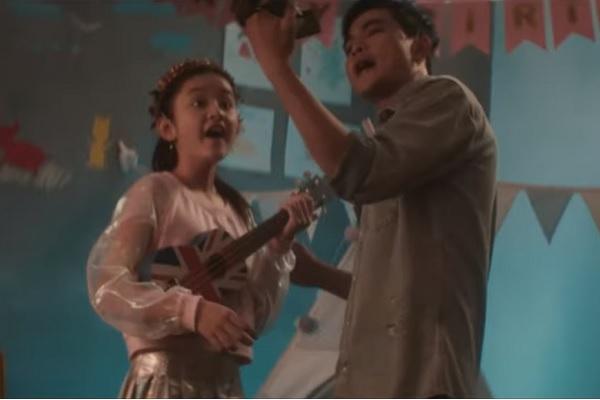 Hồ Quang Hiếu làm MV dành tặng cha