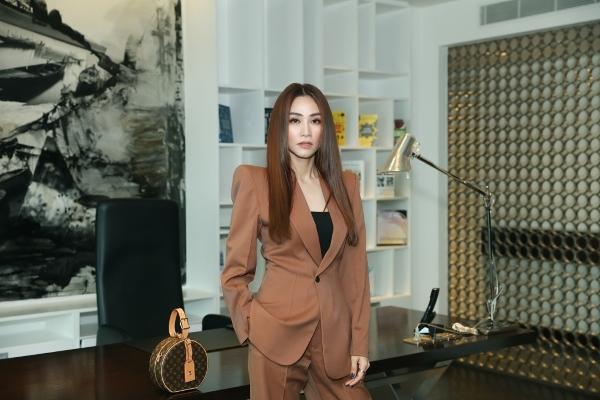 Ngân Khánh tham gia khoá diễn xuất quốc tế