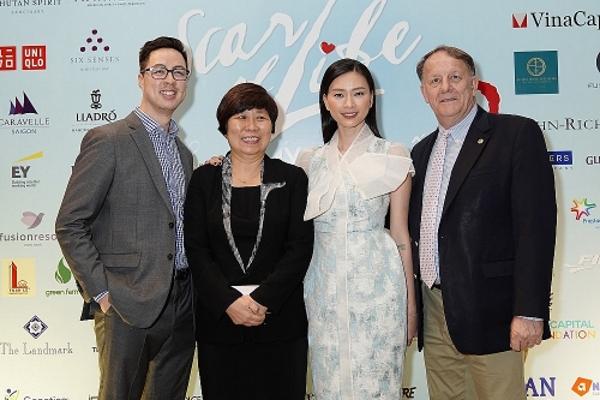 Ngô Thanh Vân thực hiện 'Vết sẹo cuộc đời' lần thứ 9