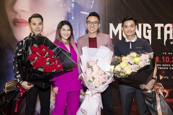 Ngọc Thanh Tâm tung web-drama 'Móng tay nhọn'