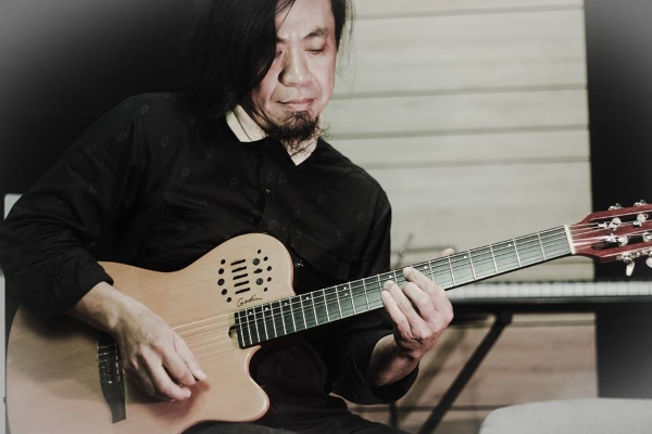 Cao Minh Đức, guitarist có hạng của Việt Nam