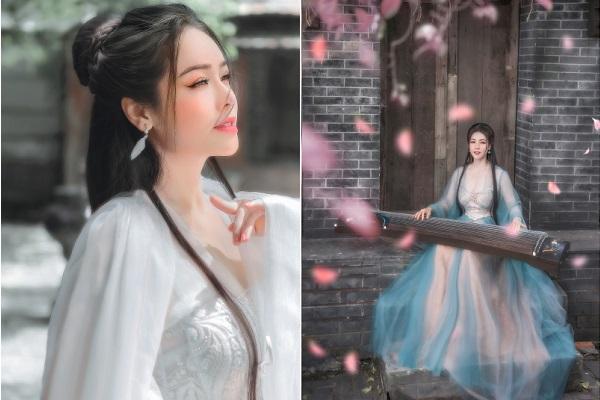 Nhật Kim Anh hoá 'tiên nữ'
