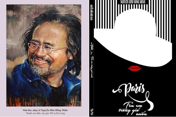 Nguyễn Hữu Hồng Minh: Thơ là lý do tồn tại