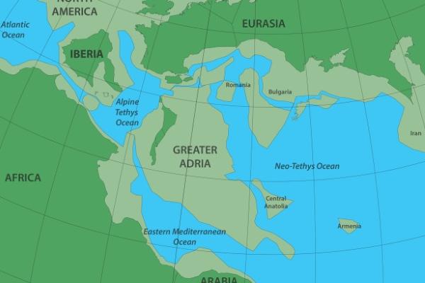 Phát hiện lục địa mới ẩn sâu dưới châu Âu