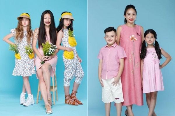 Thanh Hằng, H'Hen Niê tham gia chương trình thời trang hè cho thiếu nhi