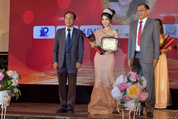 Thái Ngọc Thanh lần thứ hai được vinh danh doanh nhân xuất sắc