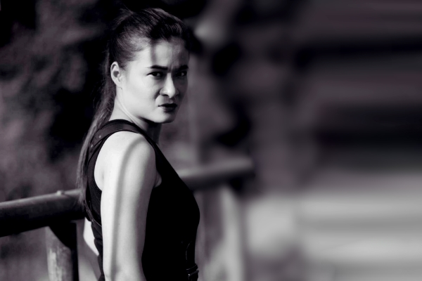 Thanh Hoa 'Thanh Sói' – 'nữ hổ tướng' cascadeur