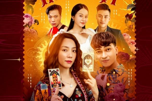 Thu Trang hoá thiếu nữ trong phim 'Định mệnh anh và em'