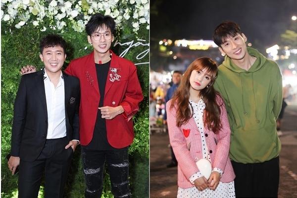 Trấn Thành đánh giá cao web drama '21 ngày yêu em'